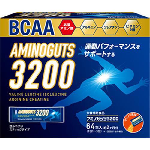 アミノガッツ 64包 6個セット
