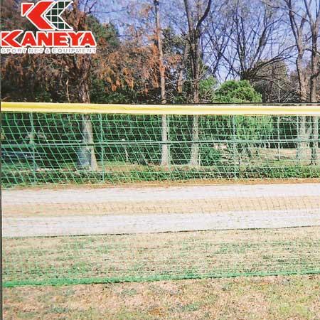 カネヤ KANEYA ホームランテープ付外野防球ネット20m KB-3860M