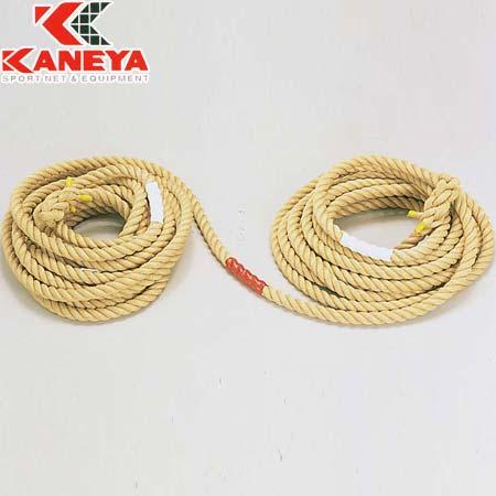 カネヤ KANEYA 麻競技用綱引きロープ36mm 36m K-1605