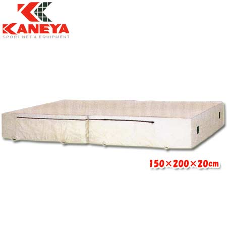 【特殊送料】カネヤ KANEYA エバーマット屋内用 150×200×20cm K-4070