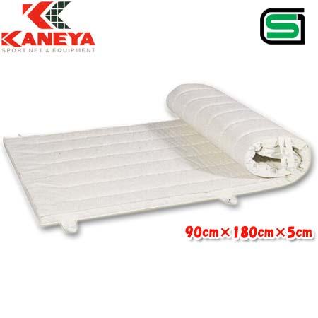 【特殊送料】カネヤ KANEYA 体操マット合成スポンジ 90cm×180cm K-4101