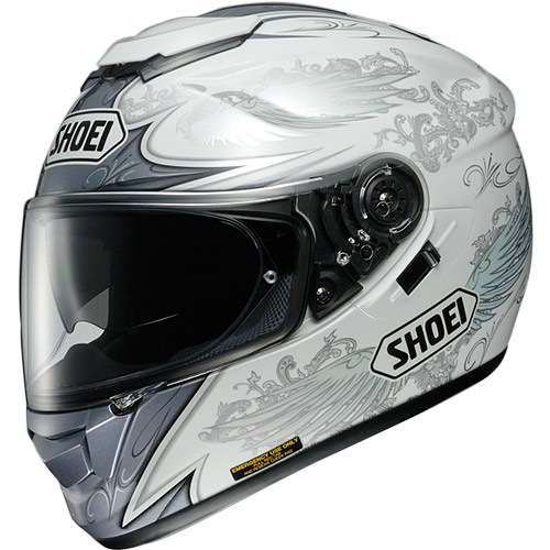 ショウエイ SHOEI GT-Air GRANDEUR TC-6 WHITE/SILVER M 41609