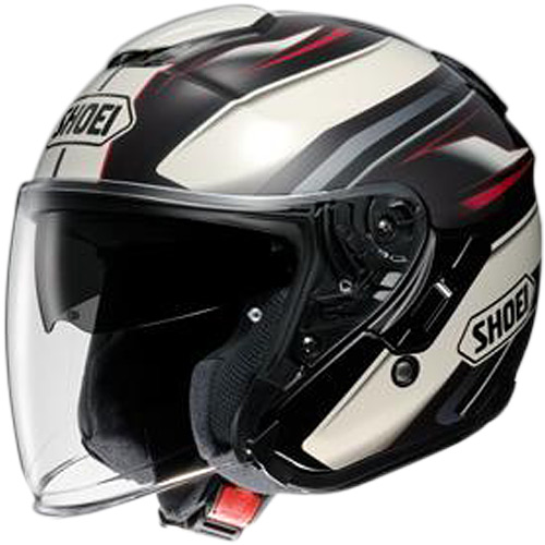 ショウエイ SHOEI J-CRUISE PASSE TC-10 BROWN/WHITE L 41777