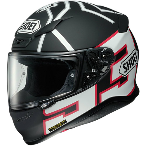 ショウエイ SHOEI Z-7 MARQUEZ BLACKANT TC-5 BLACK/WHITE L 37251
