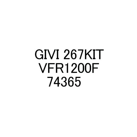 デイトナ DAYTONA GIVI 267KIT VFR1200F 74365
