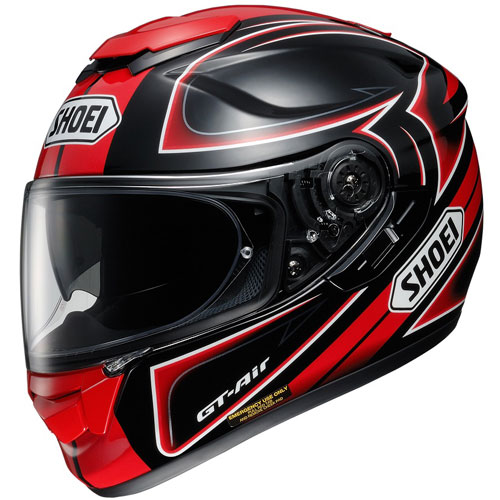 ショウエイ SHOEI GT-Air エクスパンス GT-Air EXPANSE TC-1 RED/BLACK