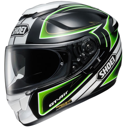 ショウエイ SHOEI GT-Air エクスパンス GT-Air EXPANSE TC-4 GREEN/BLACK