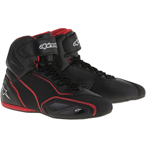 アルパインスターズ ALPINESTAR ブーツ BLACKRED FASTER 2 VNT SHOES