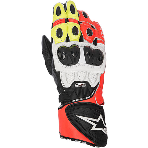 アルパインスターズ ALPINESTAR グローブ BLACKWHITEREDFLUOYELLOWFLUO GP PLUS R GLOVE