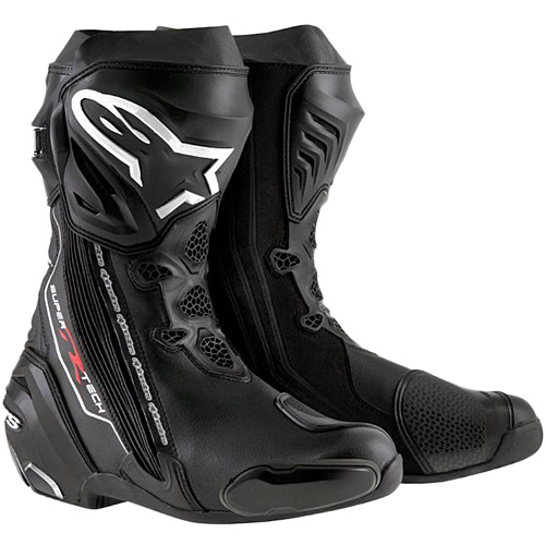 アルパインスターズ ALPINESTAR ブーツ BLACK SUPERTECH-R BOOT 0015