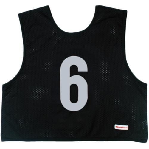 ミカサ MIKASA ゲームジャケット ハーフタイプ10枚組 GJH10-BK