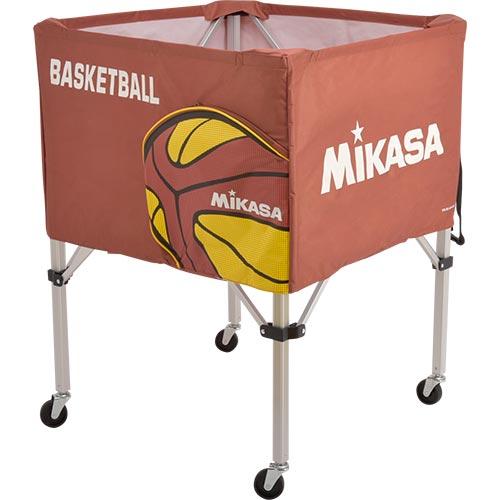 ミカサ MIKASA ボールカゴバスケットボール BC-SP-S BB