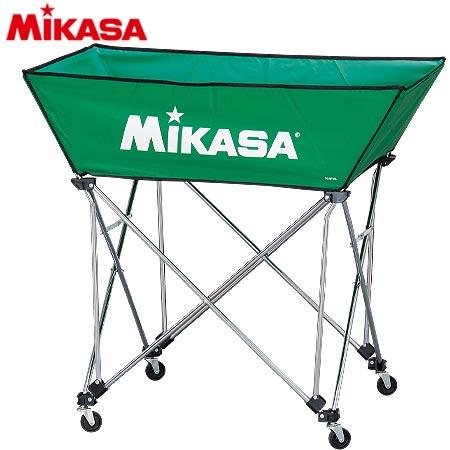 ミカサ MIKASA ボールカゴ 皿型 Mサイズ フレーム・幕体・キャリーケース3点セット BC-SP-WM G