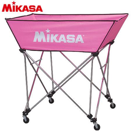 ミカサ MIKASA ボールカゴ 皿型 Mサイズ フレーム・幕体・キャリーケース3点セット BC-SP-WM P
