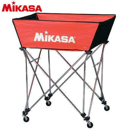 ミカサ MIKASA ボールカゴ 皿型 Mサイズ フレーム・幕体・キャリーケース3点セット BC-SP-WM O
