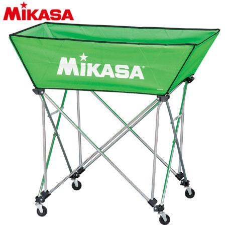 ミカサ MIKASA ボールカゴ 皿型 Mサイズ フレーム・幕体・キャリーケース3点セット BC-SP-WM LG