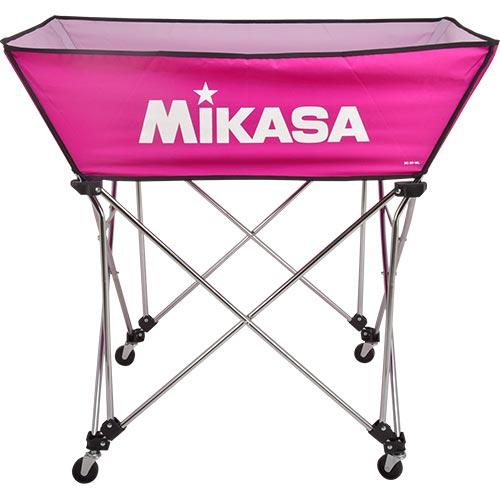 ミカサ MIKASA ボールカゴ 皿型 Lサイズ フレーム・幕体・キャリーケース3点セット BC-SP-WL V