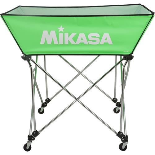 ミカサ MIKASA ボールカゴ 皿型 Lサイズ フレーム・幕体・キャリーケース3点セット BC-SP-WL LG