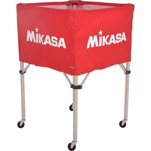 ミカサ MIKASA ボールカゴ フレーム・幕体・キャリーケース3点セット BC-SP-H R