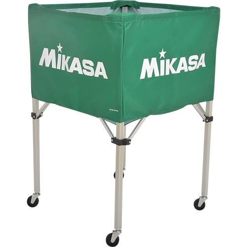 ミカサ MIKASA ボールカゴ フレーム・幕体・キャリーケース3点セット BC-SP-H G
