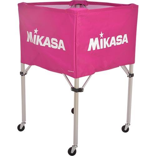 ミカサ MIKASA ボールカゴ フレーム・幕体・キャリーケース3点セット BC-SP-H V