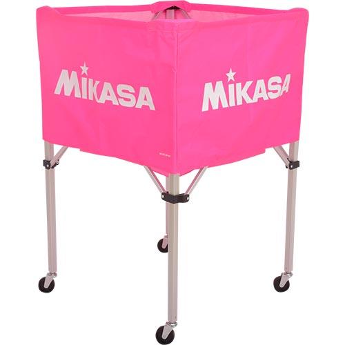 ミカサ MIKASA ボールカゴ フレーム・幕体・キャリーケース3点セット BC-SP-H P
