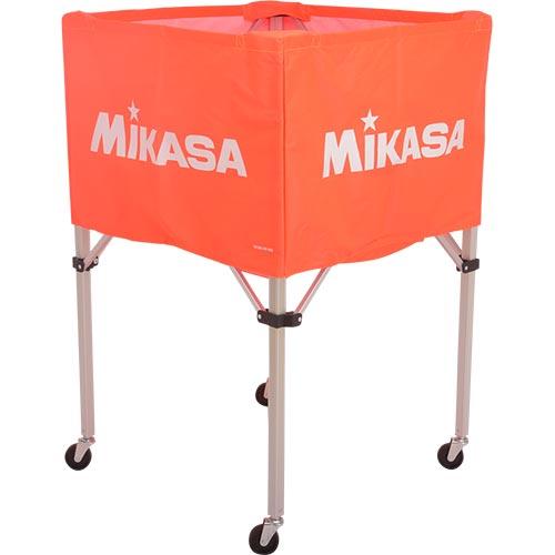 ミカサ MIKASA ボールカゴ フレーム・幕体・キャリーケース3点セット BC-SP-H O