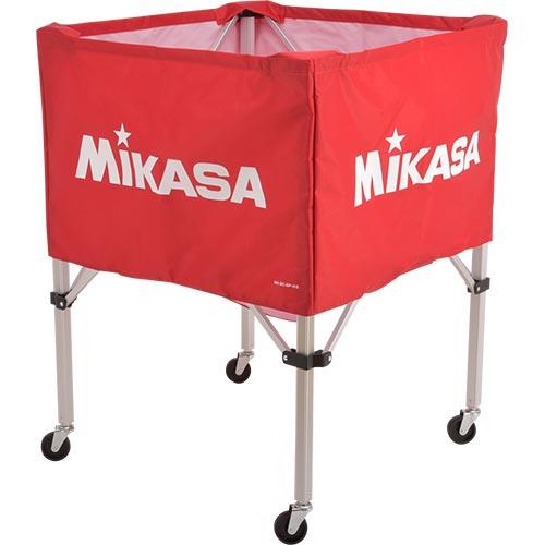 ミカサ MIKASA ボールカゴ フレーム・幕体・キャリーケース3点セット BC-SP-S R