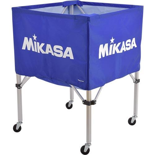 ミカサ MIKASA ボールカゴ フレーム・幕体・キャリーケース3点セット BC-SP-S BL