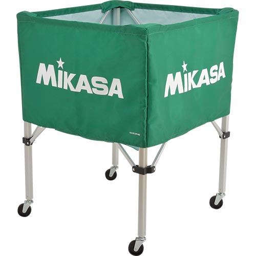 ミカサ MIKASA ボールカゴ フレーム・幕体・キャリーケース3点セット BC-SP-S G