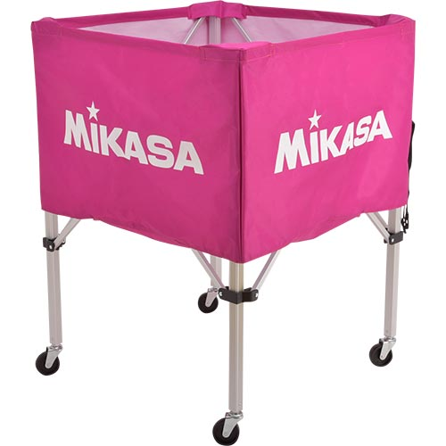 ミカサ MIKASA ボールカゴ フレーム・幕体・キャリーケース3点セット BC-SP-S V