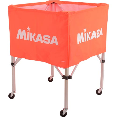ミカサ MIKASA ボールカゴ フレーム・幕体・キャリーケース3点セット BC-SP-S O