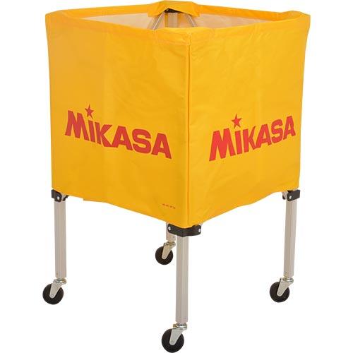 ミカサ MIKASA ボールカゴ フレーム・幕体・キャリーケース3点セット BC-SP-SS Y