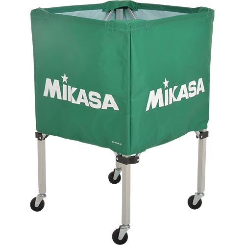 ミカサ MIKASA ボールカゴ フレーム・幕体・キャリーケース3点セット BC-SP-SS G