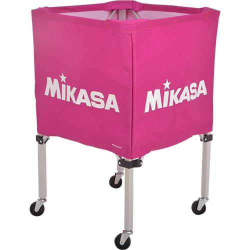 ミカサ MIKASA ボールカゴ フレーム・幕体・キャリーケース3点セット BC-SP-SS V