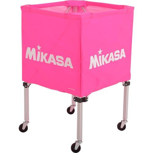 ミカサ MIKASA ボールカゴ フレーム・幕体・キャリーケース3点セット BC-SP-SS P
