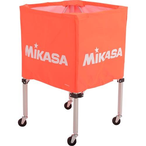 ミカサ MIKASA ボールカゴ フレーム・幕体・キャリーケース3点セット BC-SP-SS O