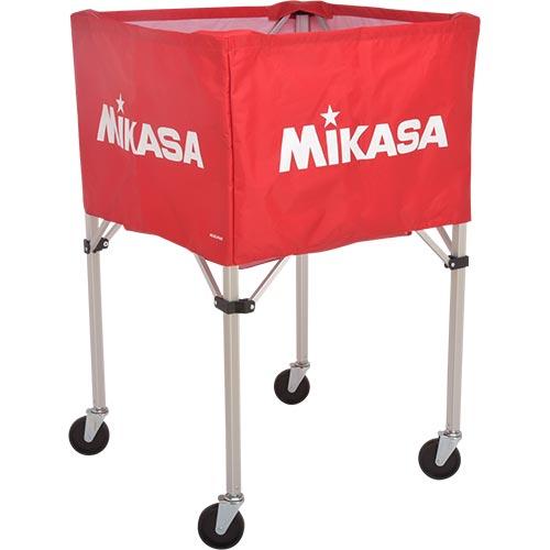 ミカサ MIKASA ボールカゴ フレーム・幕体・キャリーケース3点セット BC-SP-HL R