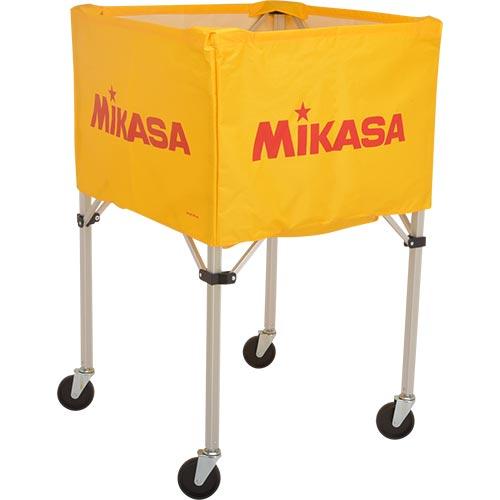 ミカサ MIKASA ボールカゴ フレーム・幕体・キャリーケース3点セット BC-SP-HL Y