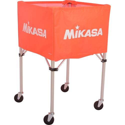 ミカサ MIKASA ボールカゴ フレーム・幕体・キャリーケース3点セット BC-SP-HL O