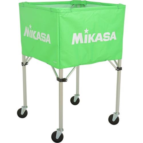 ミカサ MIKASA ボールカゴ フレーム・幕体・キャリーケース3点セット BC-SP-HL LG