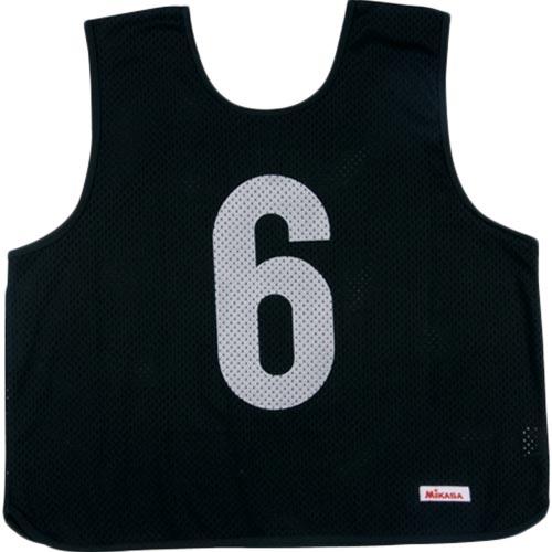 ミカサ MIKASA ゲームジャケット 10枚組 ブラック GJR210-BK