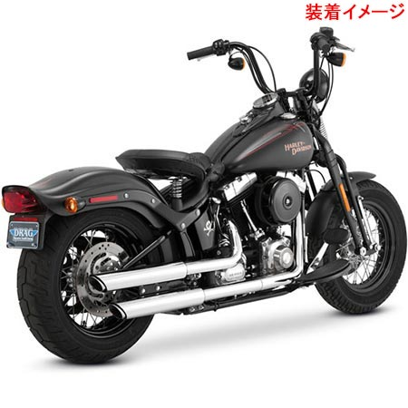 バンスアンドハインズ Vance&Hines TWIN SLASH 3inch S/O 1801-0388