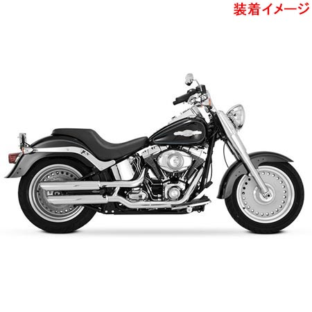 バンスアンドハインズ Vance&Hines TWIN SLASH 3inch S/O 1801-0386