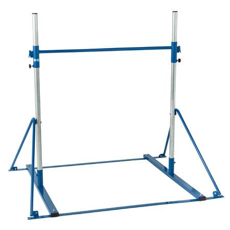 【特殊送料】三和体育 SANWATAIKU 簡易式低鉄棒 DX型 屋内外兼用 S-8570