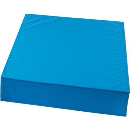 【特殊送料】三和体育 SANWATAIKU カラーウレタン補助マット 屋内外兼用 ブルー S-8531