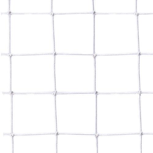 【特殊送料】三和体育 SANWATAIKU 少年用サッカーゴールネット 白 組 S-3479