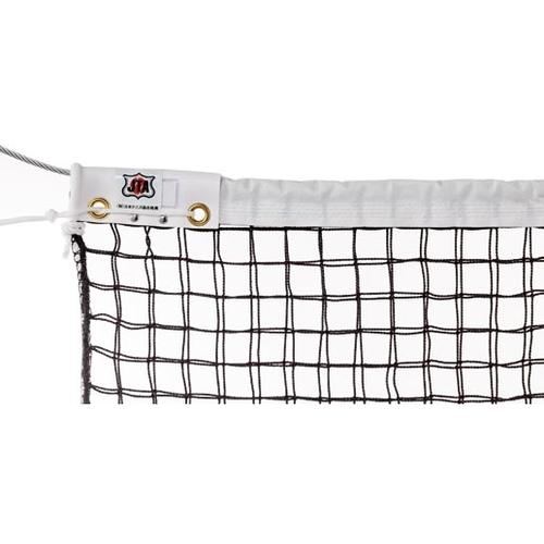 【受注生産品】【特殊送料】三和体育 SANWATAIKU 硬式用 テニスネット 全天候型 S-2341