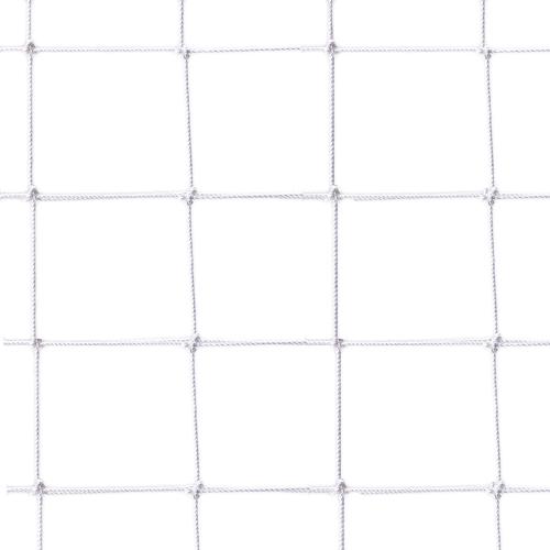 【特殊送料】三和体育 SANWATAIKU 少年用サッカーゴールネット 白 S-3460