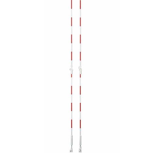 【特殊送料】三和体育 SANWATAIKU バレー用アンテナ ワンタッチ式 検定品 S-3901